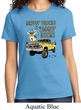 Ladies Ford Shirt Driving and Tagging Bucks Shirt