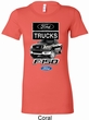 Ladies Ford Shirt F-150 Truck Longer Length Shirt