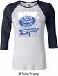 Ladies Ford Shirt Vintage Sign Genuine Ford Parts Raglan Tee T-Shirt