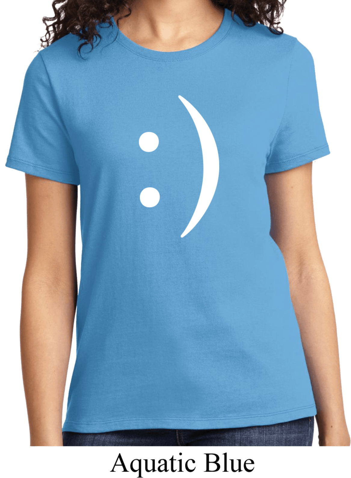 ladies funny shirt smiley chat face tee t shirt smiley. Black Bedroom Furniture Sets. Home Design Ideas