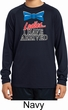 Ladies I Have Arrived Kids Dry Wicking Long Sleeve Shirt