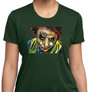 Ladies Joker Face Moisture Wicking Shirt