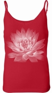 Ladies Lotus Flower Yoga Shirts