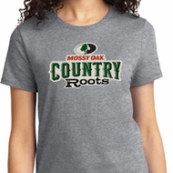 Ladies Mossy Oak Country Roots Shirt