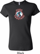 Ladies Peace Shirt Come Together Crewneck Tee T-Shirt