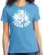 Ladies Peace Shirt Peace Now Tee T-Shirt