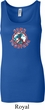 Ladies Peace Tanktop Come Together Longer Length Tank Top