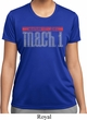 Ladies Shirt 50 Years Mach 1 Moisture Wicking Tee T-Shirt