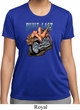 Ladies Shirt Built To Last Moisture Wicking Tee T-Shirt
