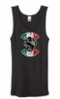 Ladies Tanktop Italian Stallion Organic Tank Top