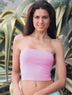 Ladies Tube Top Cotton Spandex - Made in the USA