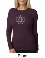 Ladies Yoga T-shirt � Anahata Heart Chakra Thermal Shirt