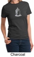 Ladies Yoga T-shirt � Larger Sizes Buddha Big Print Tee Shirt
