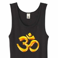 Ladies Yoga Tanktop 3D OM Organic Tank Top