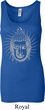 Ladies Yoga Tanktop Iconic Buddha Longer Length Tank Top