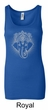 Ladies Yoga Tanktop Iconic Ganesha Longer Length Tank Top