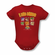 Land Before Time Baby I Dig Dinos Red Infant Babies Creeper