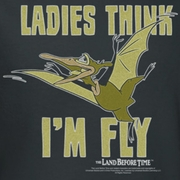 Land Before Time I'm Fly Shirts