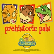 Land Before Time Prehistoric Pals Shirts