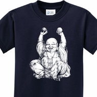 Laughing Buddha Kids Yoga Shirts