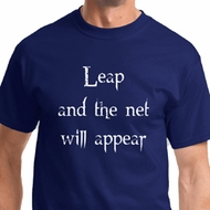 Leap Mens Yoga Shirts