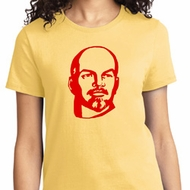 Lenin Profile Ladies Shirt