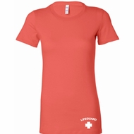 Lifeguard Bottom Print Ladies Shirts
