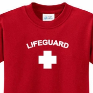 Lifeguard Kids Shirts