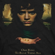Lord Of The Rings Frodo One Ring Shirts