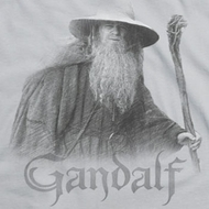Lord Of The Rings Gandalf The Grey Shirts