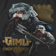Lord Of The Rings Gimli Shirts