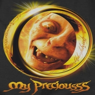 Lord Of The Rings My Precioussss Shirts