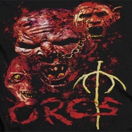 Lord Of The Rings Orcs Shirts