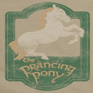 Lord Of The Rings Prancing Pony Shirts