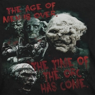Lord Of The Rings Time Of The Orcs Shirts