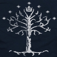 Lord Of The Rings Tree Of Gondor Shirts