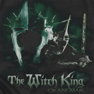 Lord Of The Rings Witch King Shirts