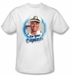 Love Boat Shirt I'm Your Captain White T-Shirt