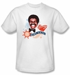 Love Boat Shirt Issac Shake Em Up White T-Shirt