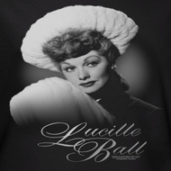 Lucille Lucy Ball Soft Portrait Shirts