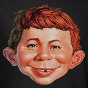 Mad Magazine Alfred Head Shirts