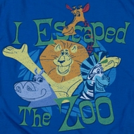 Madagascar Escaped Shirts