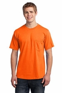 Made in the USA Mens Pocket T-shirt