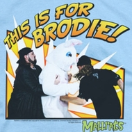 Mallrats Bunny Beat Down Shirts