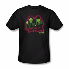 Mallrats Shirt Snootchie Bootchies Adult Black Tee T-Shirt