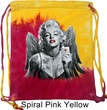 Marilyn Monroe Bag Marilyn Butterfly Tie Dye Bag