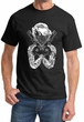 Marilyn Monroe Shirt Gangsta Pose Tee T-shirt