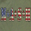 MASH Shirt American MASH Adult Army Green Tee T-shirt