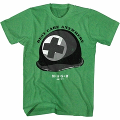 MASH Shirt Best Care Heather Green T-Shirt