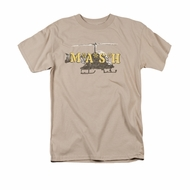 Mash Shirt Chopper Sand T-Shirt